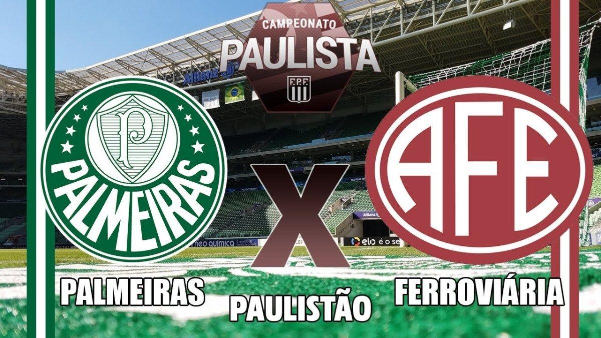 Palmeiras X Ferroviaria Veja Onde Assistir Ao Jogo Do Verdao Pelo