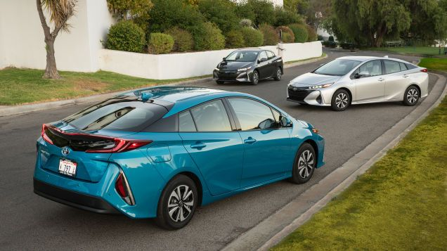 2020 Prius Prime Gets Fifth Seat Which It Had Been Missing