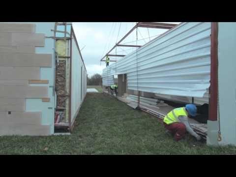 Casas instaladas | Casas prefabricadas y modulares Cube