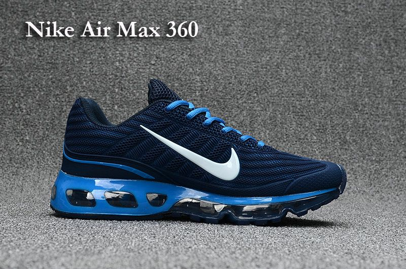 nike air max 2017 junior blauw nz