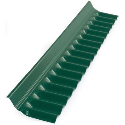 Best Suntop 4 Ft Rain Forest Green Plastic Roof Panel Wall 400 x 300