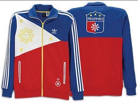 fe236cf8e9 Adidas Philippines Track Jacket - YouTube | The Adidas and Nike ...
