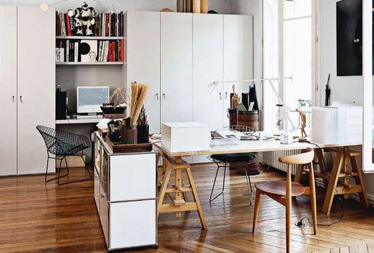 elle decor home office. Sfgirlbybay All Photography By Morten Holtum For Elle Decoration Decor Home Office T