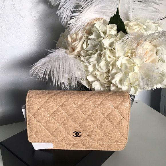 5ffc06a409f11f Caviar · Shoulder Bags · CHANEL WOC Wallet on Chain Brand: Chanel Style: WOC  Wallet on Chain Type: