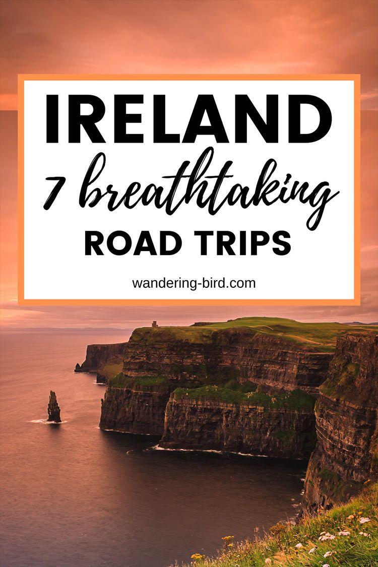 7 breathtaking Ireland road trips
