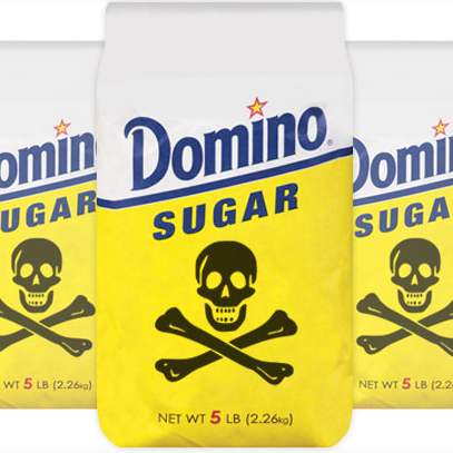 Sugar is a toxic poison.