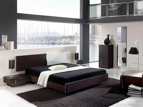 Luxury Modern Bedroom Interior Design Hd Wallpaper Modern