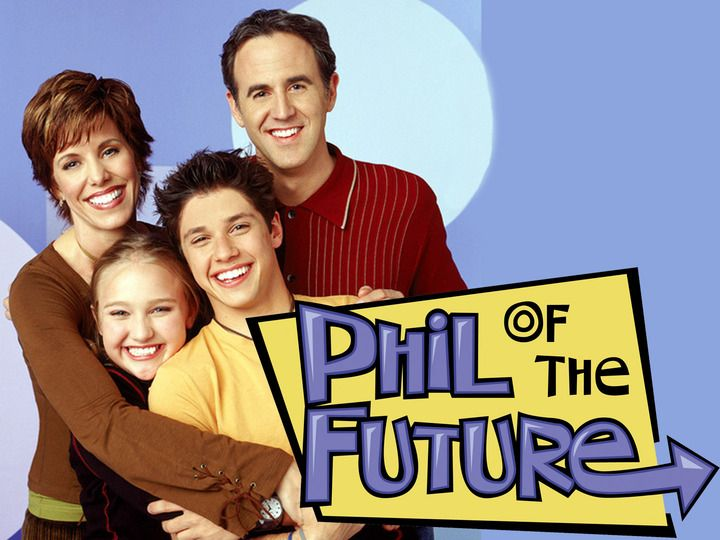The Phil Of The Future Show On Disney With Aly Michalka Aly Aj Phil Of The Future Old Disney Shows Disney Channel Stars