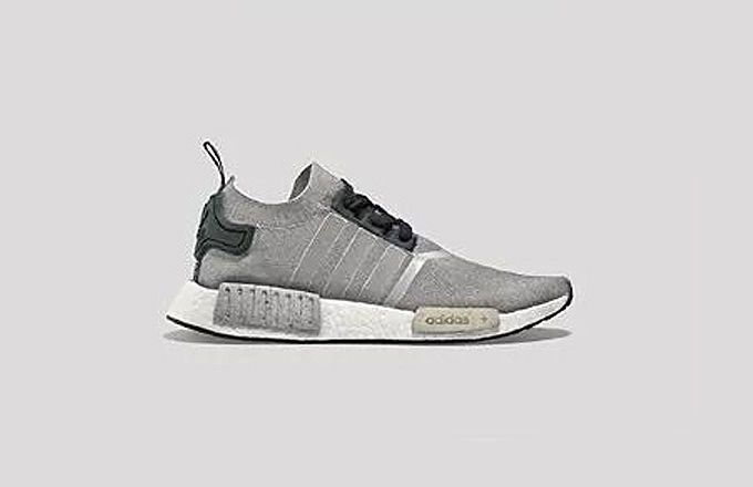 adidas to Drop NMD XR1 Primeknit in Grey and Olive Colorways
