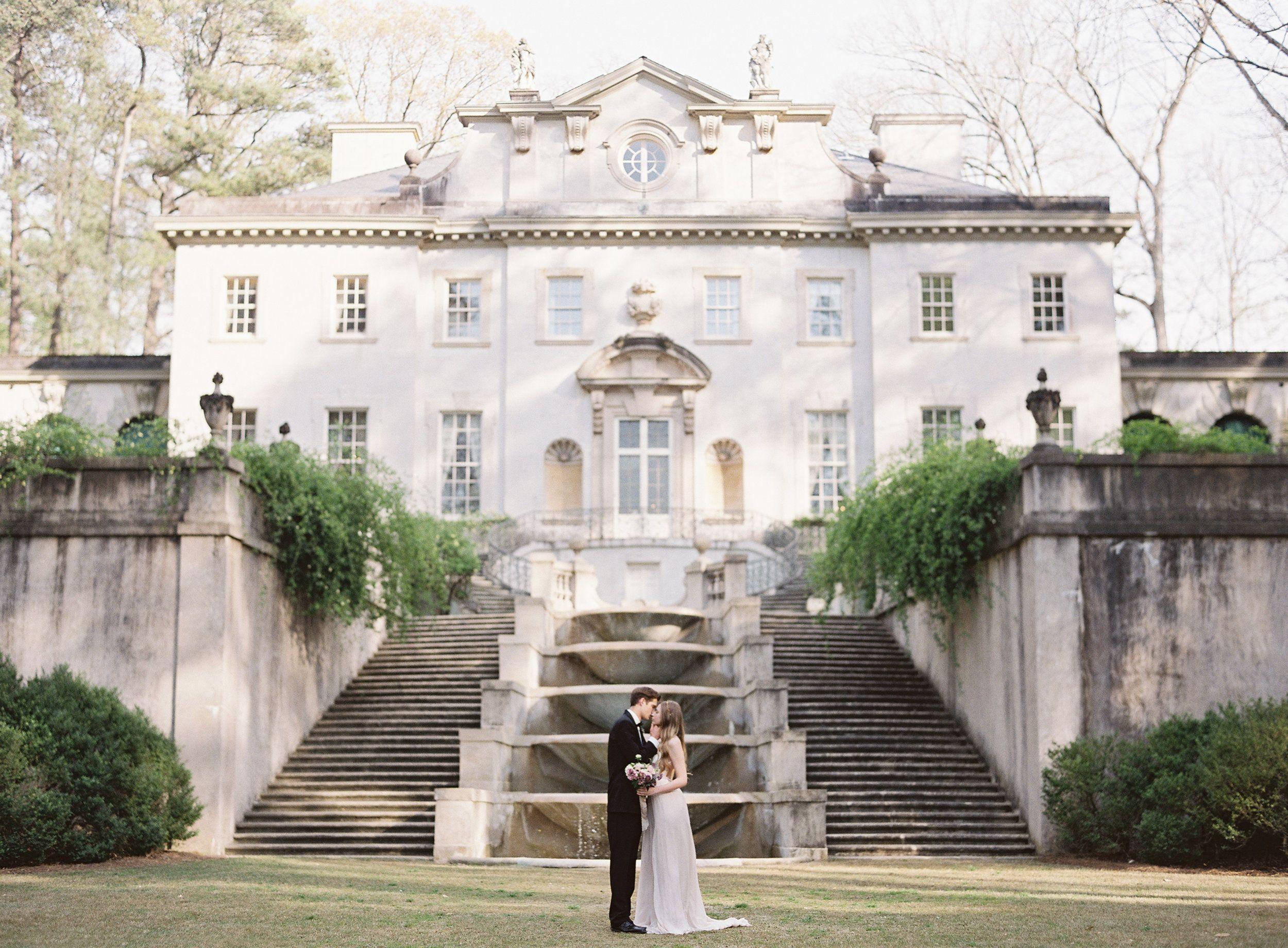 Top Wedding Venues in Atlanta, & the Southeast in
