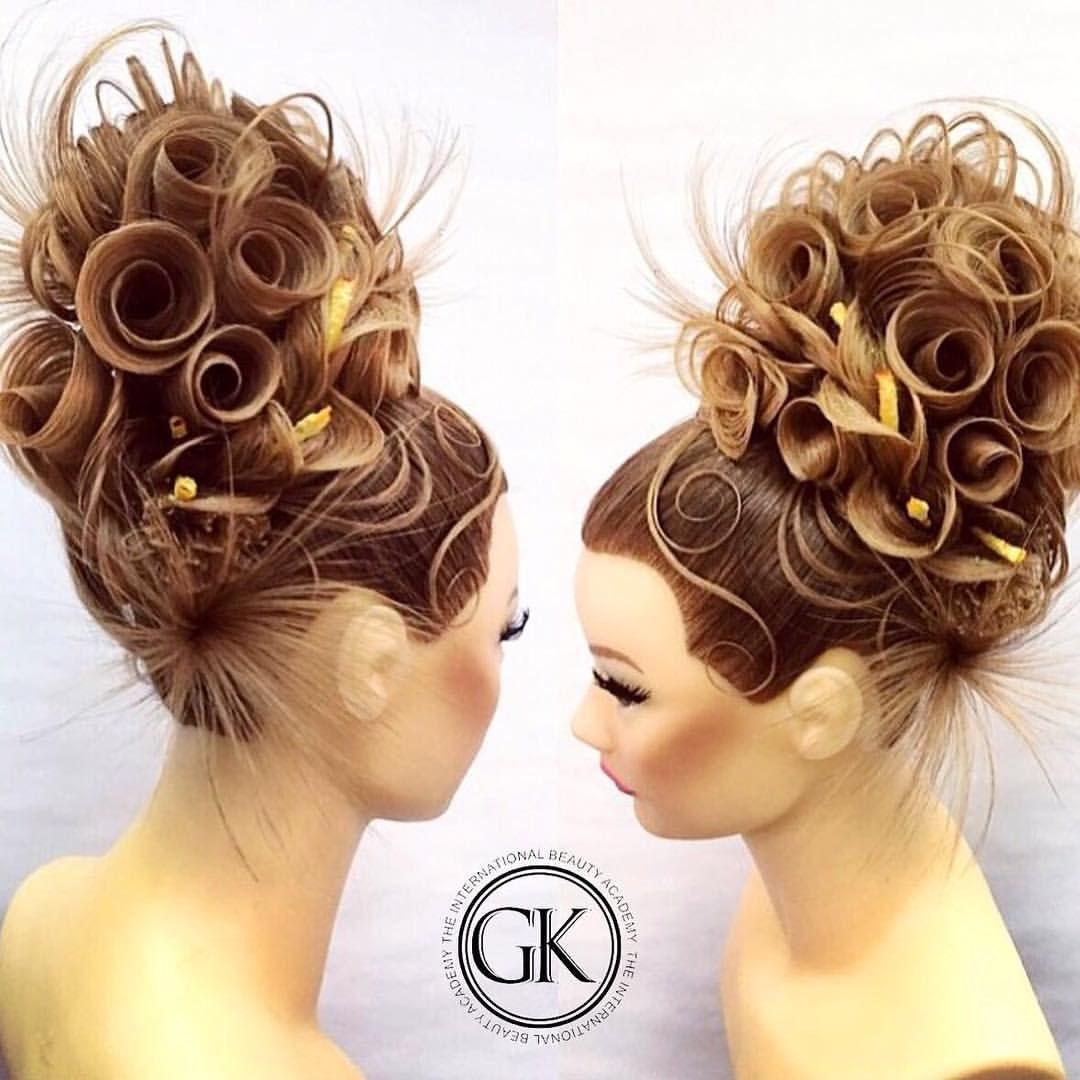 Wedding Hairstyles Instagram: See This Instagram Photo By @georgiykotshop • 589 Likes