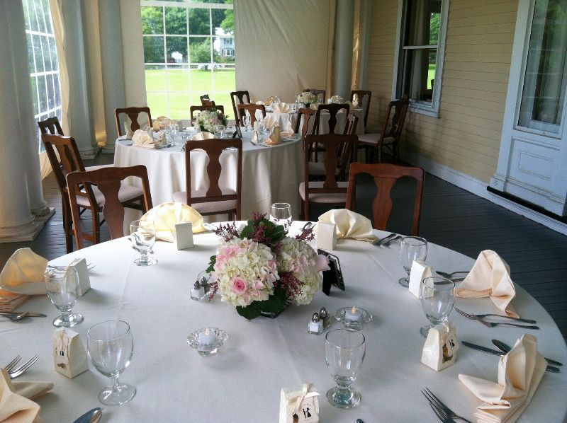 Endicott Estate Wedding Porch Google Search