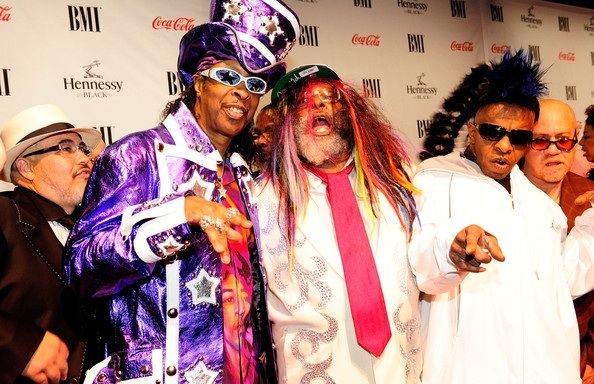 Bootsy Collins with George Clinton | BOOTSY &CLINTON | Funk