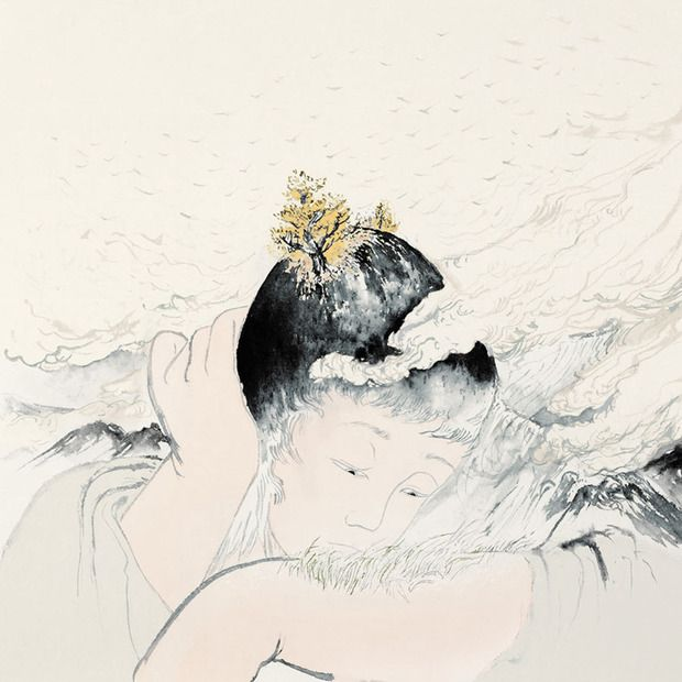 Xiong Liang: The writer and illustrator channels the spirit of traditional Chinese watercolors into picture books for children