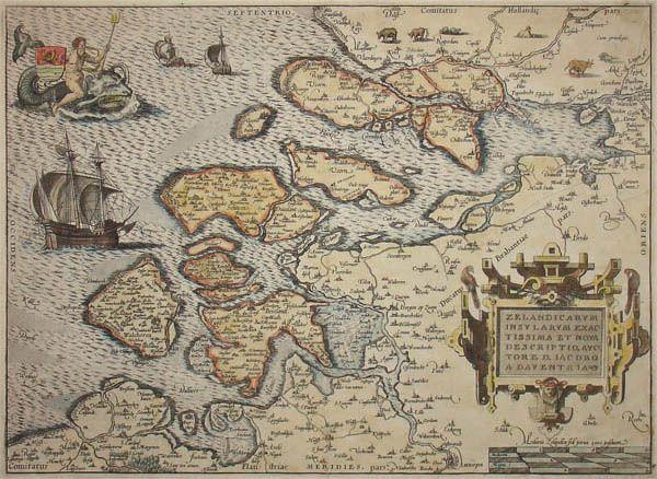 Map, Netherlands, Zeeland, Aham Ortelius, Antwerp ... on map of drayton, map of flevoland, map of vassar, map of ray, map of dorr, map of drenthe, map of minnewaukan, map of dordrecht, map of randstad, map of holland, map of turtle lake, map of saranac, map of brabant, map of leonard, map of leeuwarden, map of arthur, map of schoolcraft, map of domburg, map of ostergotland, map of big rapids,