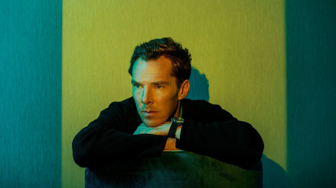 Benedict Cumberbatch takes on a dream role in Showtime's