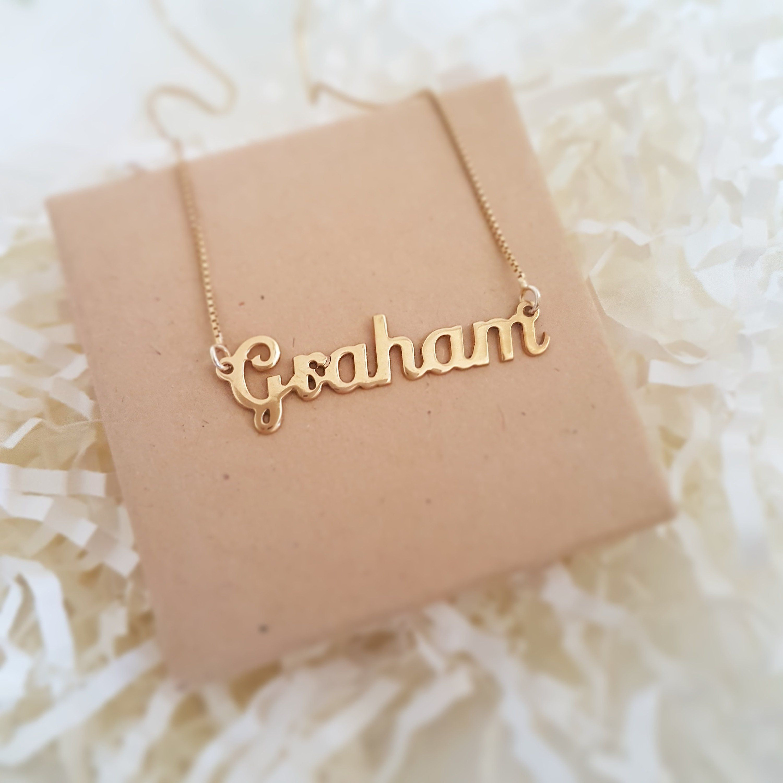 Customized name necklace name pendant name chain name plate jewelry