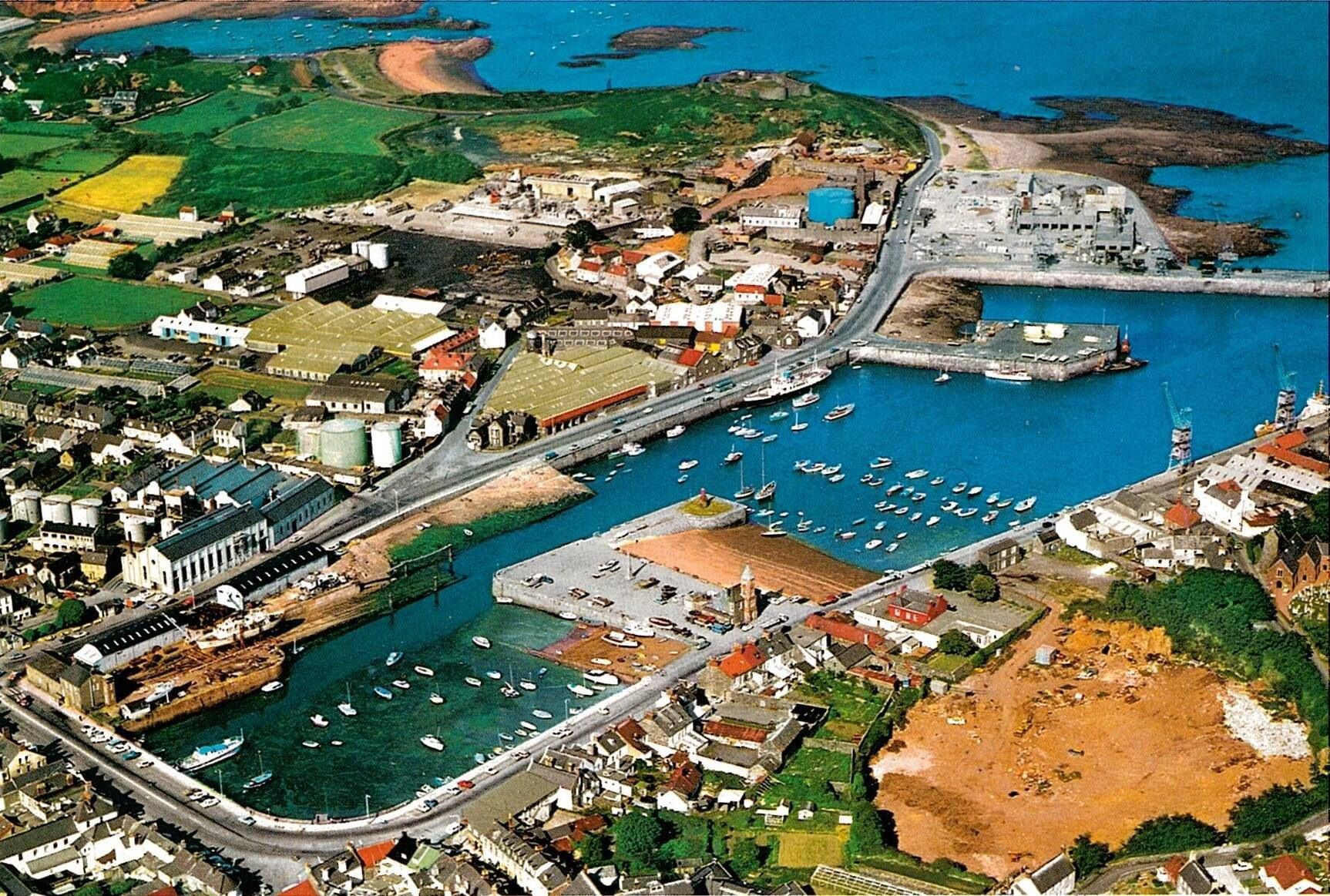 St Sampsons harbour