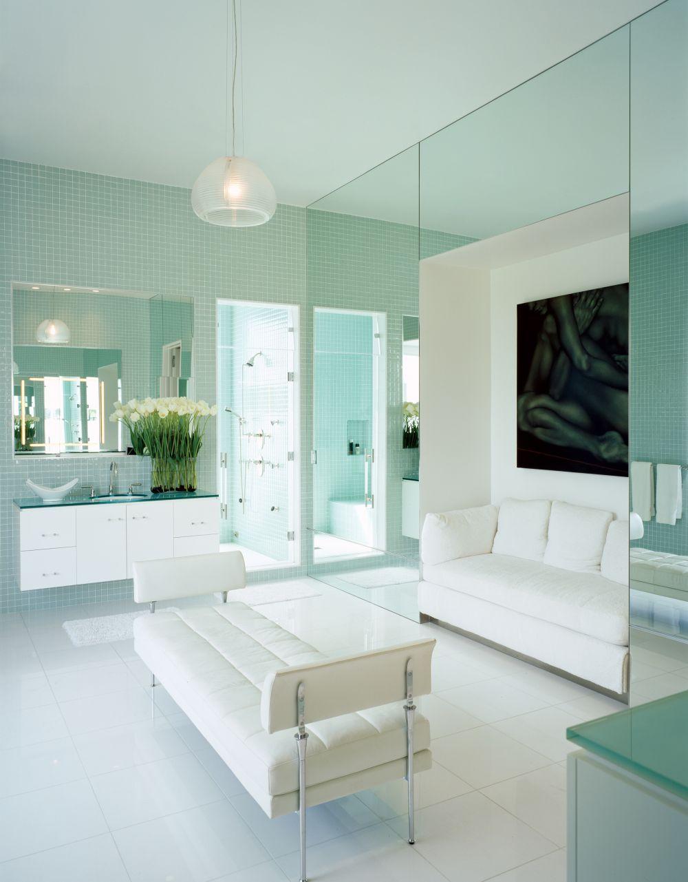 Modern bathroom by jennifer post design inc and jennifer post design inc in los angeles california