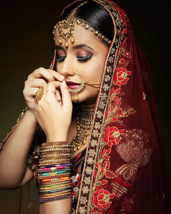 Nose Rings For Your Wedding Day Varieties Of Nath Designs You Love To Wear Indian Wedding Jewelry Bridal Makeover Dreamy Wedding