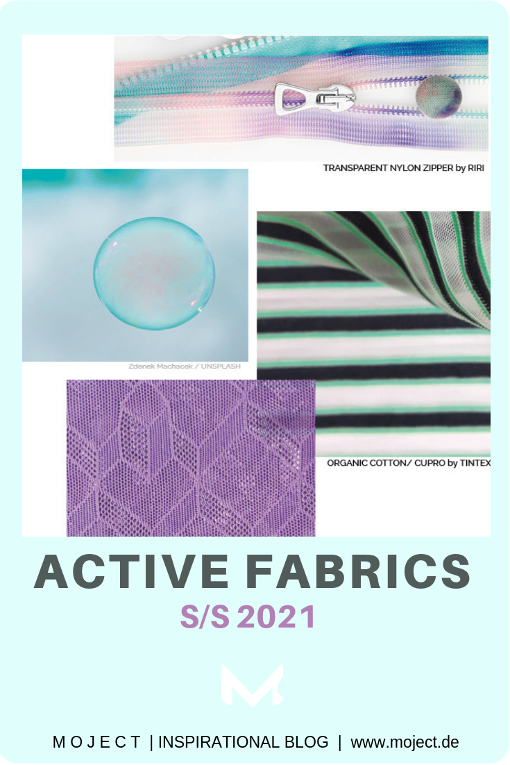 10 must know trends for functional fabrics S/S 2021