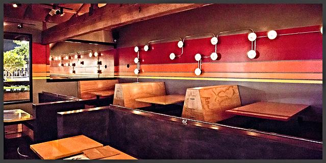 fast casual restaurant interiors google search