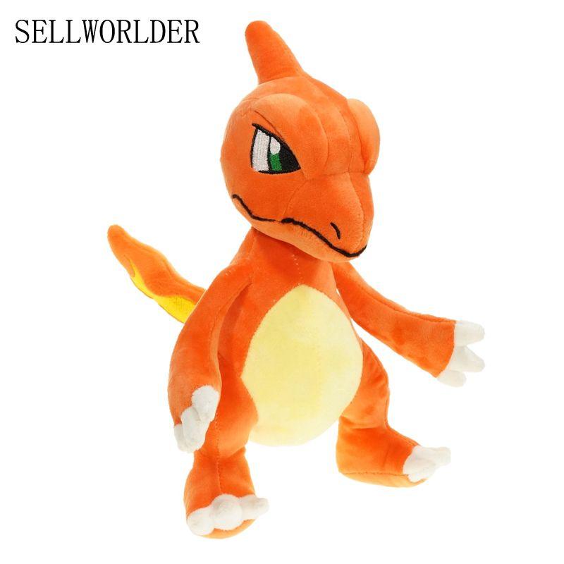 33cm Pokemon Go plush stuffed toy doll Ninetails birthday//Christmas gift