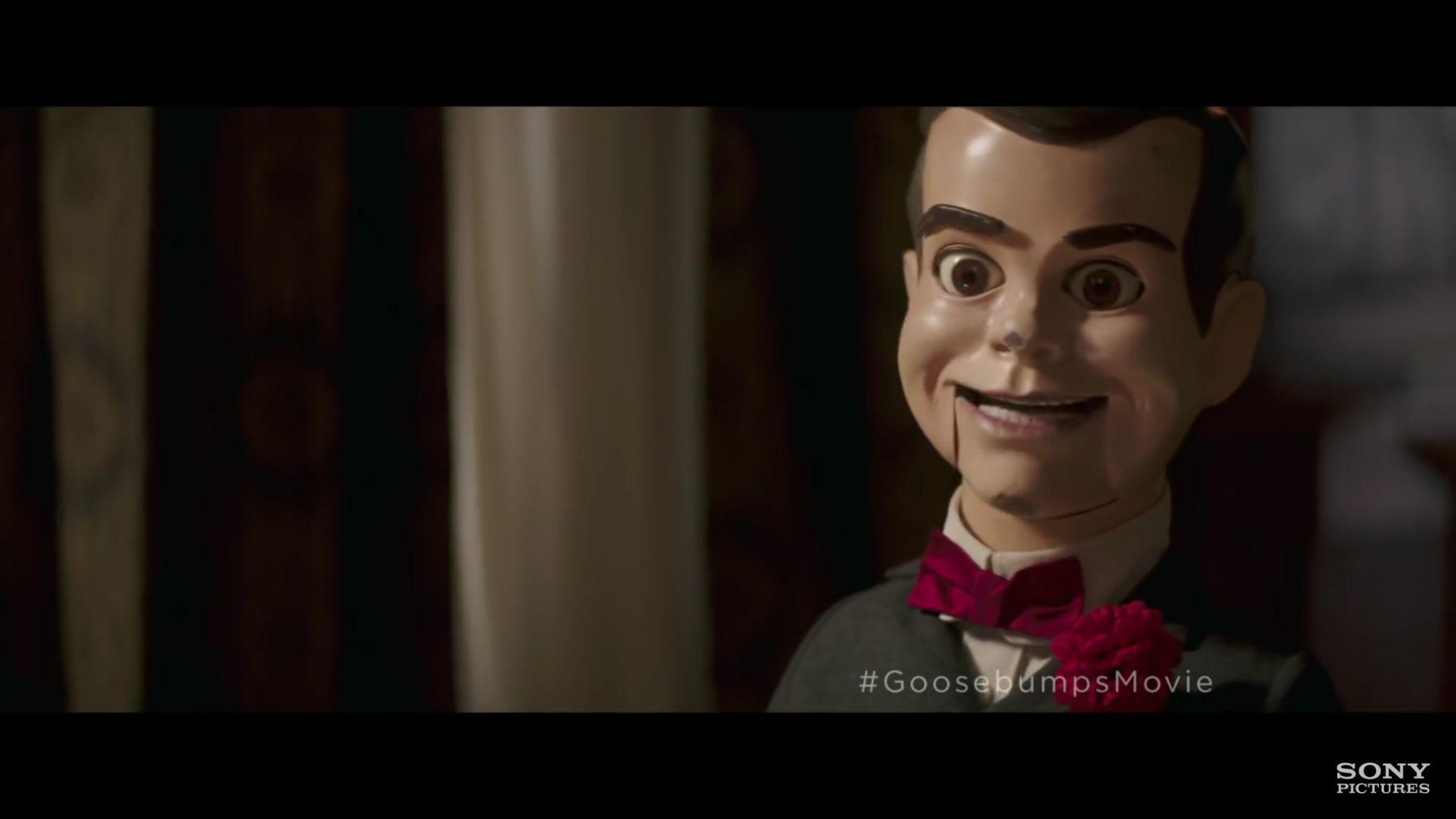 Slappy The Dummy Goosebumps Movie Slappy The Dummy Goosebumps Ghost