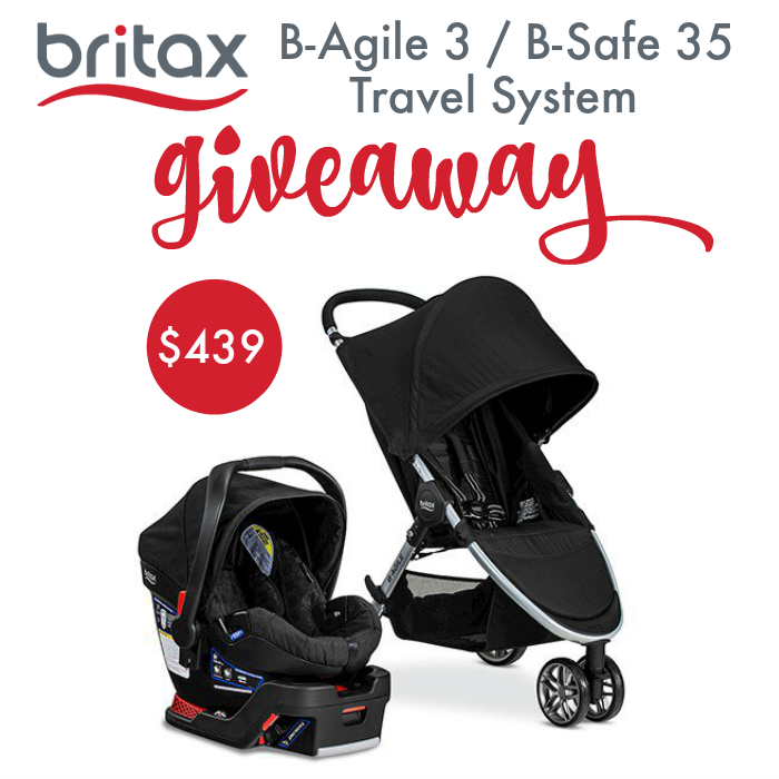 Britax 2016 Travel System Giveaway Travel system, Britax