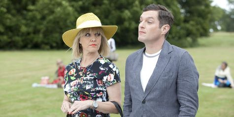 Agatha Raisin 1 01 The Walkers Of Dembley Episode Review