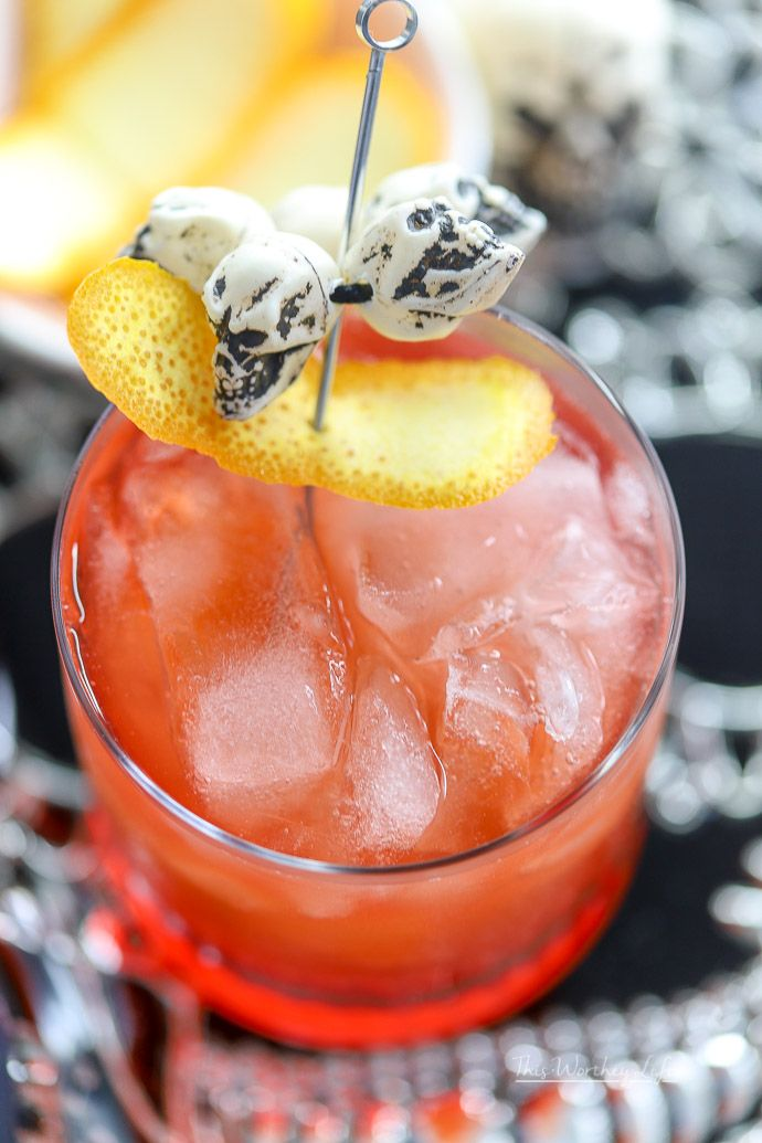Spiked Apple Cider Recipe | Apple Cider Punch Cocktail #spikedapplecider