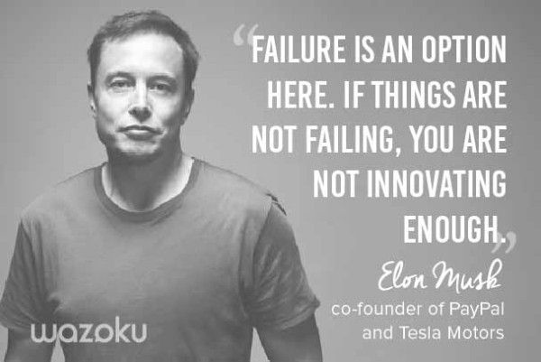 Innovation Quote Elon Musk PaypPal And Tesla Motors Innovation Custom Quotes On Innovation