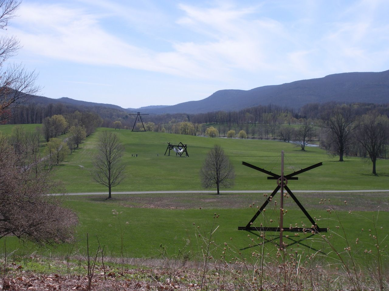 An artist residency is coming to storm king with images
