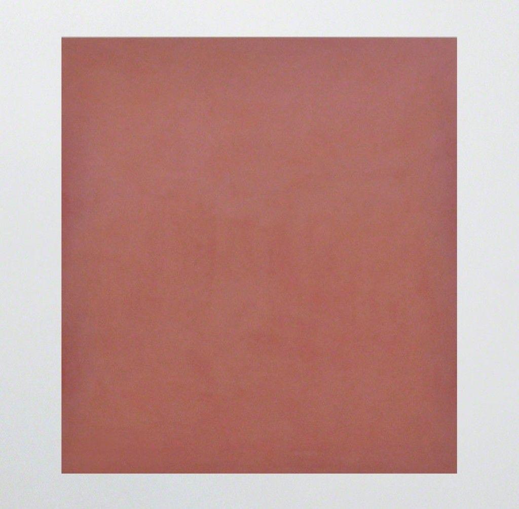 Parole di colore, rosso porpora. | Ettore Spalletti, Parole di colore, rosso porpora. (2011)
