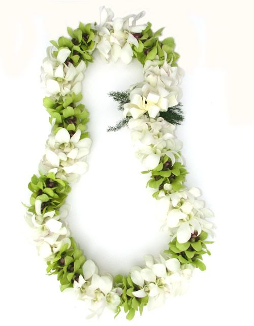 Fresh Hawaiian Orchid Leis Loose Orchid Blooms Orchid Lei Flower Jewellery Orchids