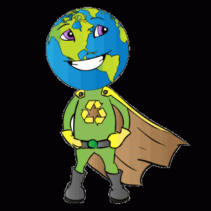 Superheroes like Superman protect the Earth from bad guys, but who  protects the Earth? As part of the Earth Day Thematic Units students will create a superhero to protect the Earth, using the trading card  template to design their superhero...  http://www.teacherspayteachers.com/Store/Very-Busy-Teachers