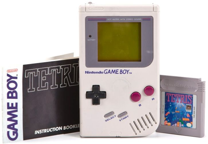 First generation gameboy