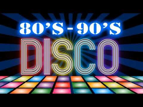 Eurodisco 80's 90's Super Hits 80s 90s Classic Disco
