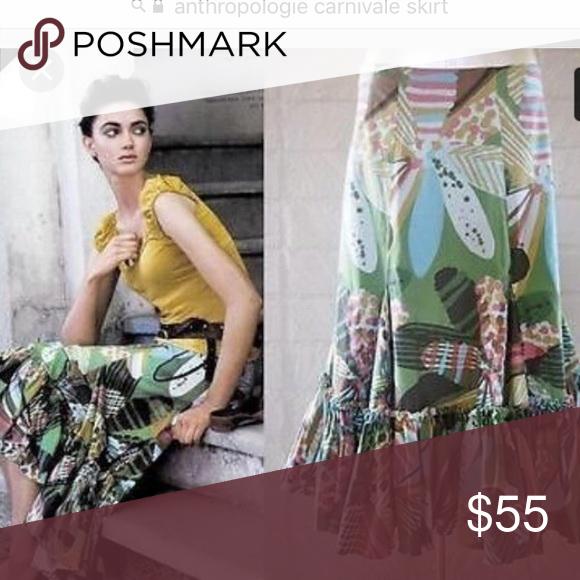 Anthropologie Maeve Fluttered Mint Dress | Mint dress
