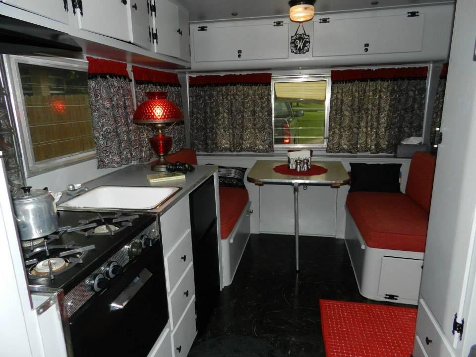 1962 Oasis glamper Glamper, Home decor, Home