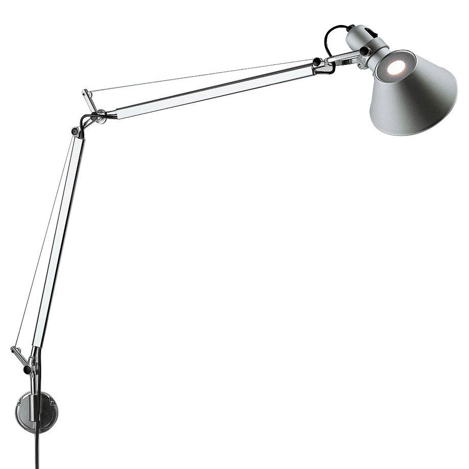 Artemide Tolomeo Micro Wall Lamp Olighting Plug In Wall Lights Wall Lamp Lamp