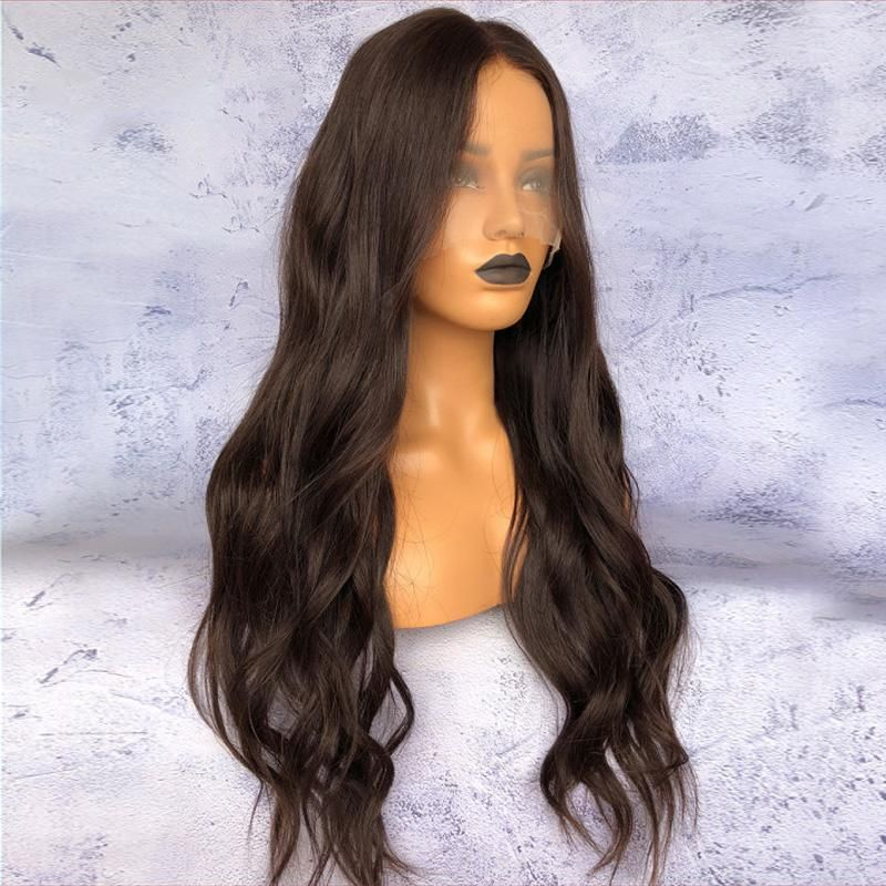 body wave hairstyles with bangs