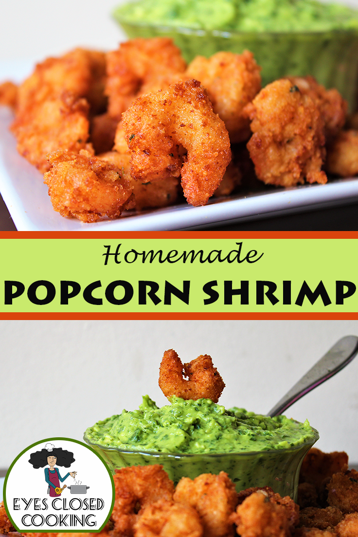 Popcorn Shrimp Recipe Eyes Closed Cooking Recipe In 2020 Popcorn Shrimp Popcorn Shrimp Recipe Recipes