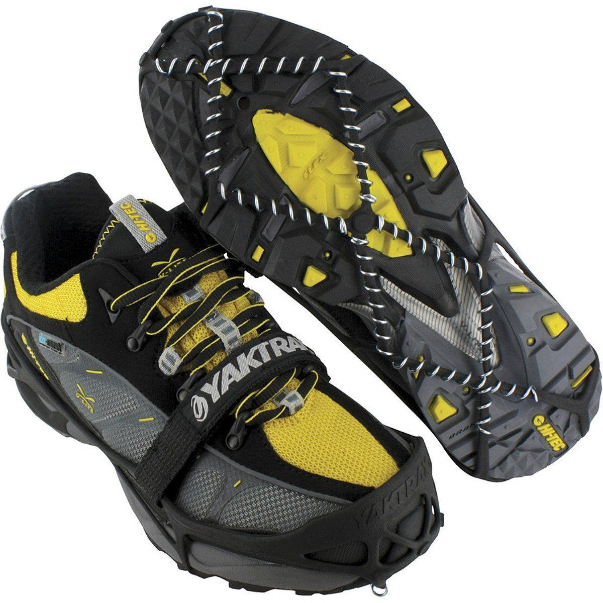 Just bought myself a pair of Yaktrax Pro Traction Cleats
