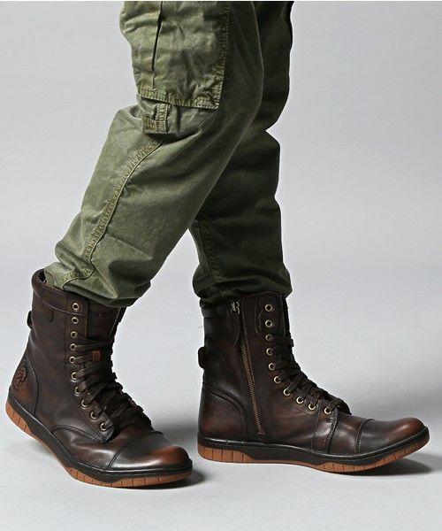 3e1c072e085 Diesel Tatradium Basket Butch Zip Boots | MEN FASHION | Boots, Shoes ...