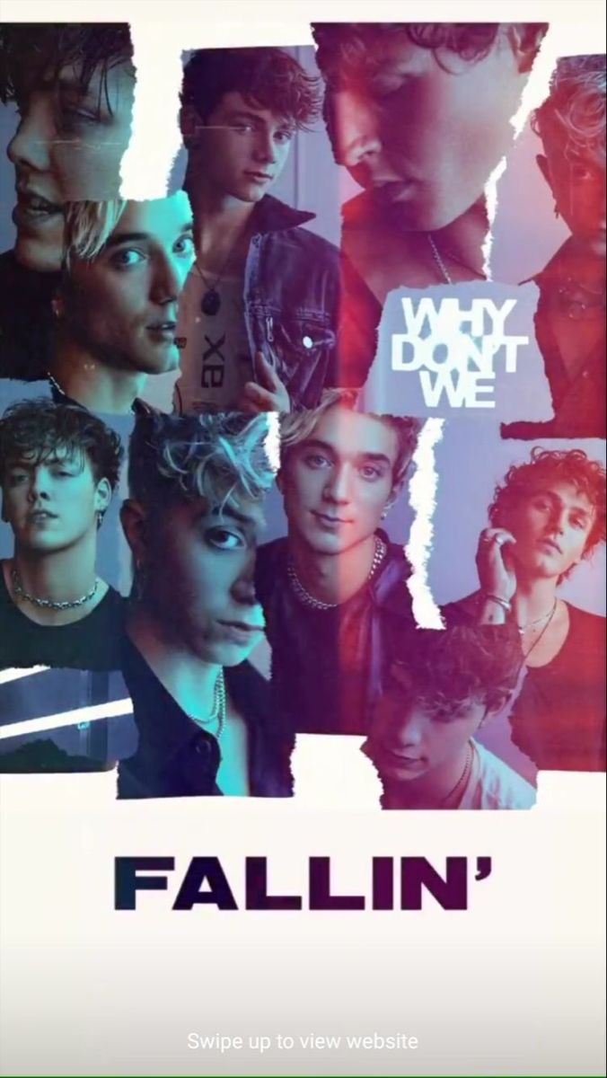 GO STREM FALLIN BY WHY DON'T WE