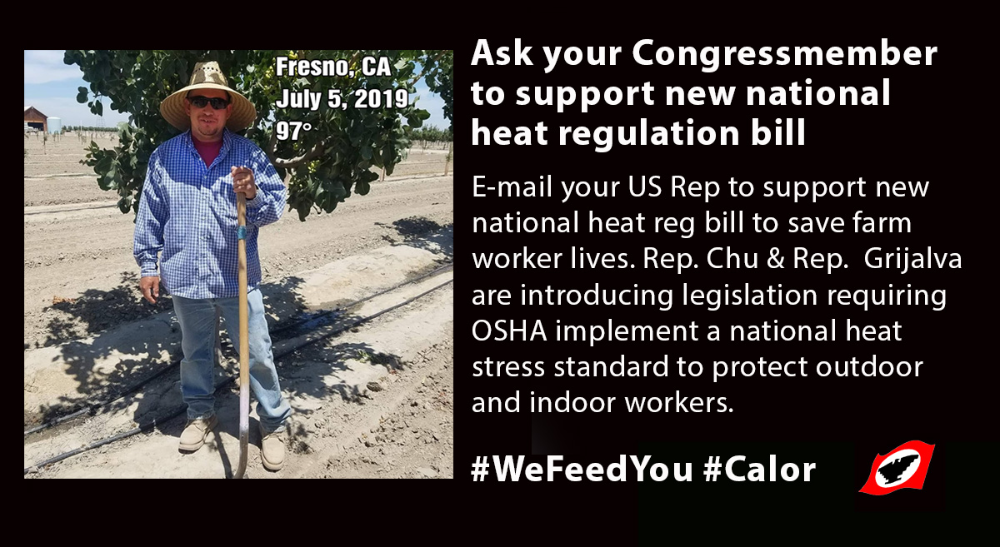 Ask your Congressmember to support new national heat