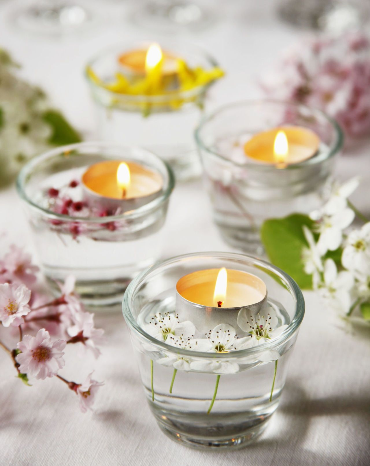 Make Your Home Smell Like Spring Top Scents This Season Candle Decor Candles Romantic Candlelight