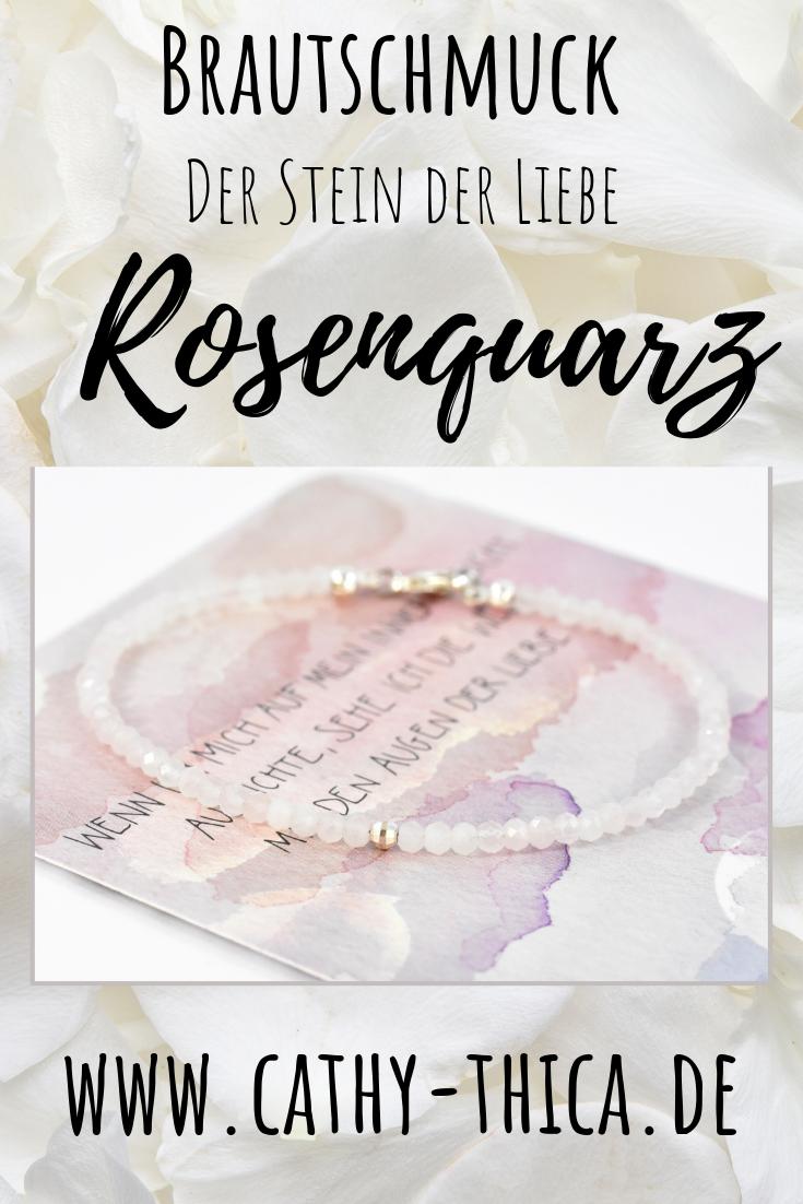 Rosenquarz Bedeutung Liebe