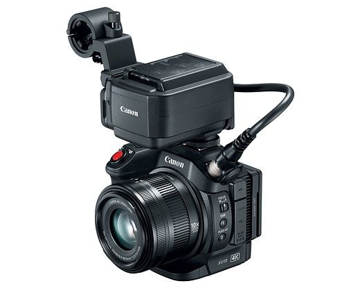 Canon announces the XC15 4K video camera: Digital Photography Review